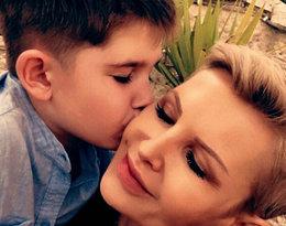 Joanna Racewicz opublikowała wzruszającą rozmowę z synem o tragicznej śmierci ojca