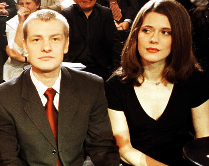 Joanna Sydor, Marcin Mroczek, Anna Mucha, Rafał Mroczek, M jak miłość, 2004
