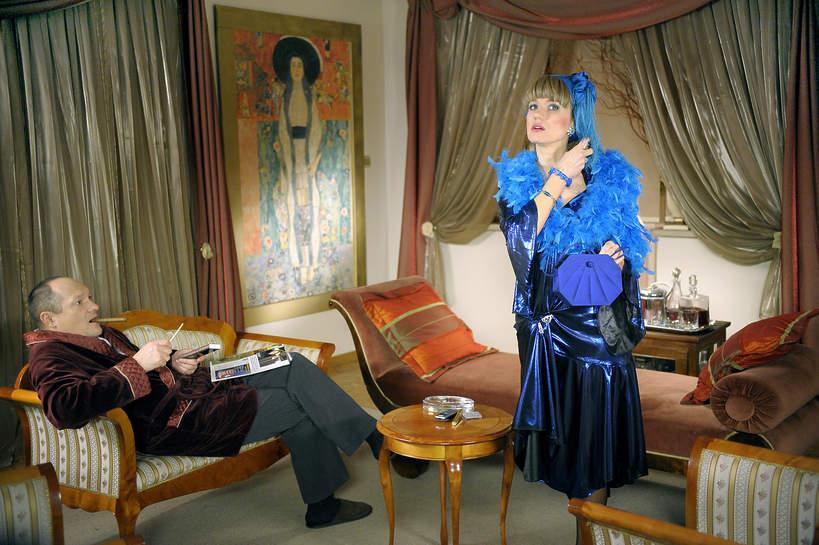 Joanna Trzepiecińska, 2008, Serial Rodzina Zastępcza