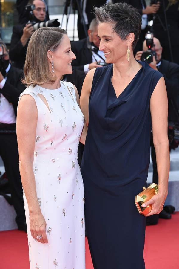 Jodie Foster i Alexandra Hedison: historia miłości
