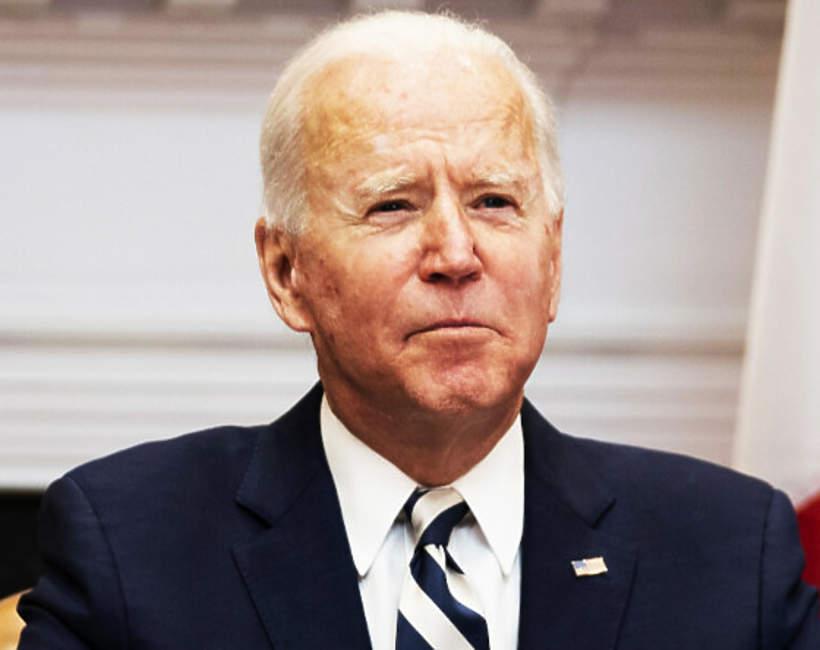 Joe Biden 2021, portret, Psy Joe Bidena odesłane z Białego Domu