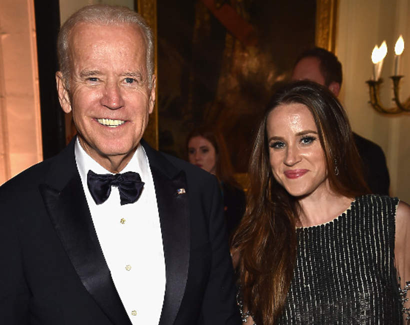 Joe Biden córka: Ashley Biden
