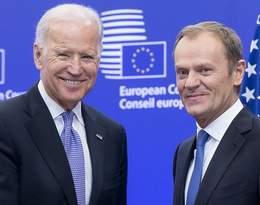 Niezręczna wpadka Joego Bidena! Pomylił Donalda Tuska z Kaczyńskim...