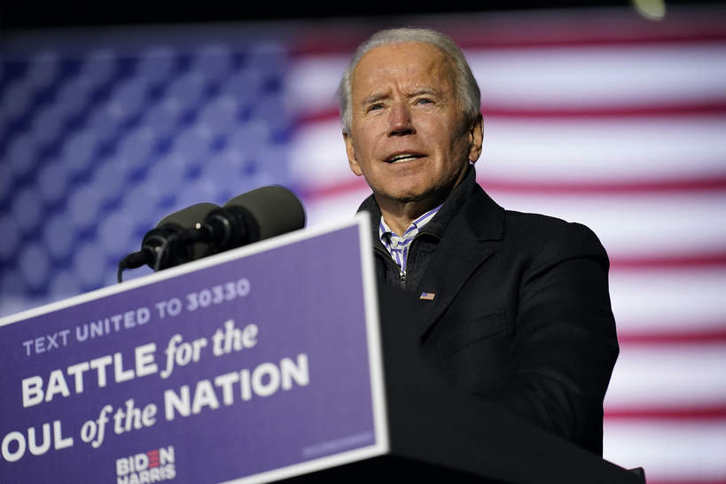 Joe Biden, wybory USA