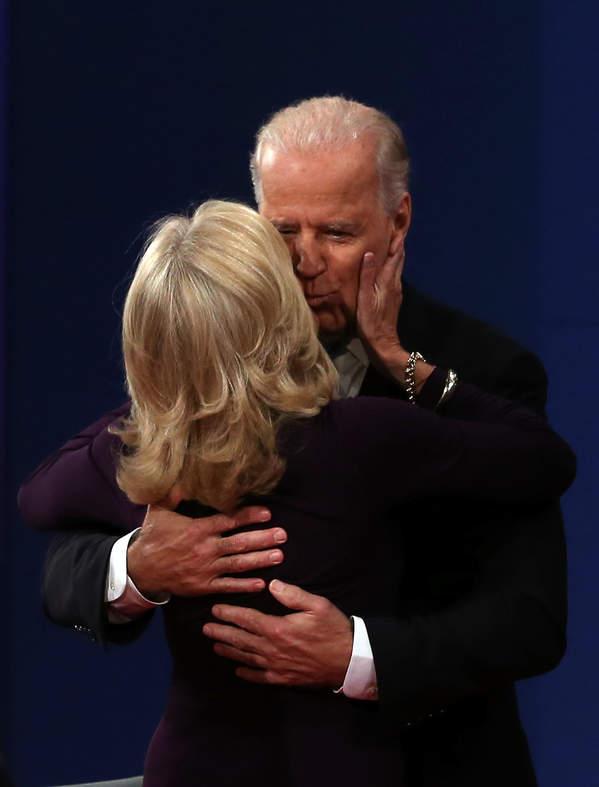 Joe Biden żona Jill Biden