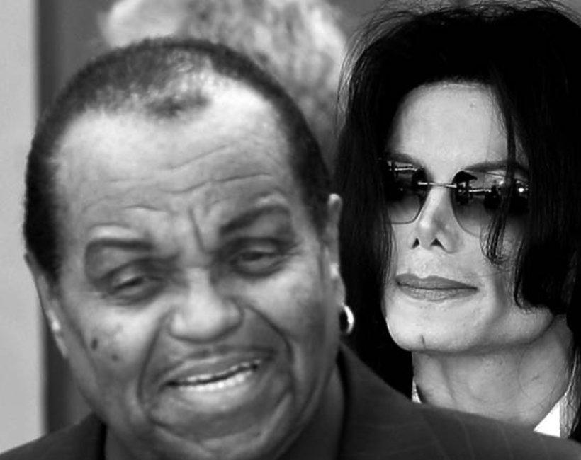 joe jackson, nie żyje ojciec Michaela Jacksona