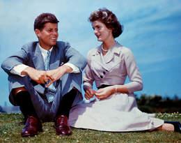 Miał piękną żonę, ale nie potrafił być wierny. Najgłośniejsze romanse Johna F. Kennedy'ego