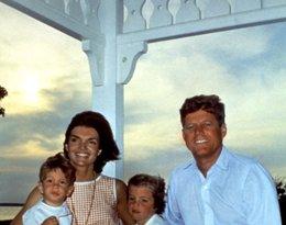 John Kennedy, Jackie Kennedy, John Kennedy Junior, Caroline Kennedy