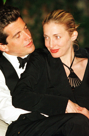 John Kennedy Junior i Carolyn Bessette