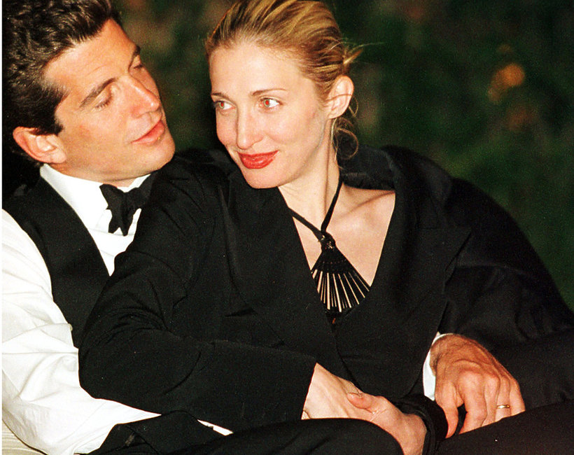John Kennedy Junior i Carolyn Bessette