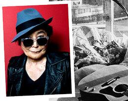 Poruszający apel Yoko Ono w rocznicę śmierci Johna Lennona. O co prosi artystka?