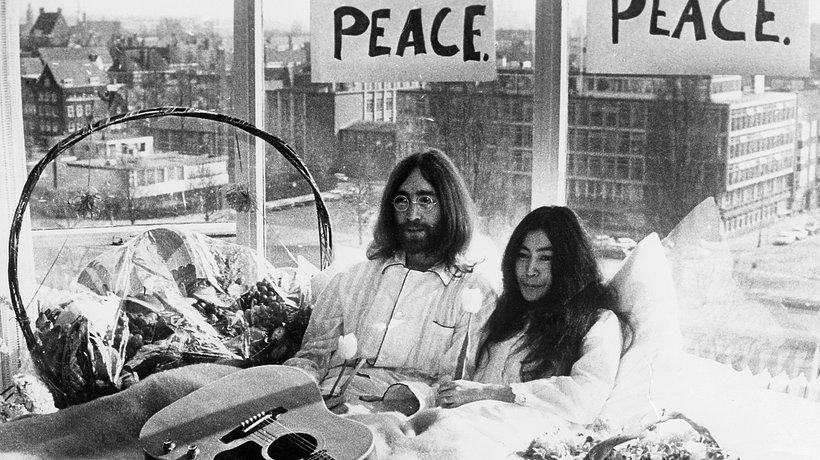 John Lennon i Yoko Ono MT