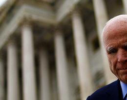 Senator John McCain, amerykański bohater, ma raka mózgu!