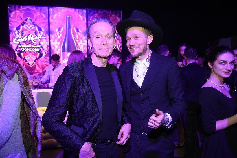 John Porter i Wojciech Mazolewski na VPA
