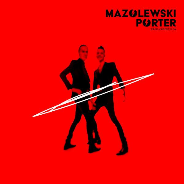 John Porter i Wojciech Mazolewski, okładka płyty