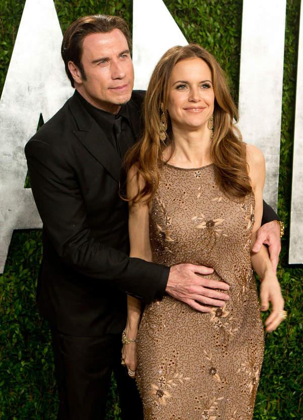 John Travolta, Kelly Preston, 2013 rok