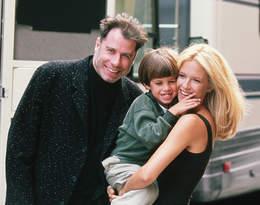 John Travolta w poruszający sposób upamiętnił tragicznie zmarłego syna