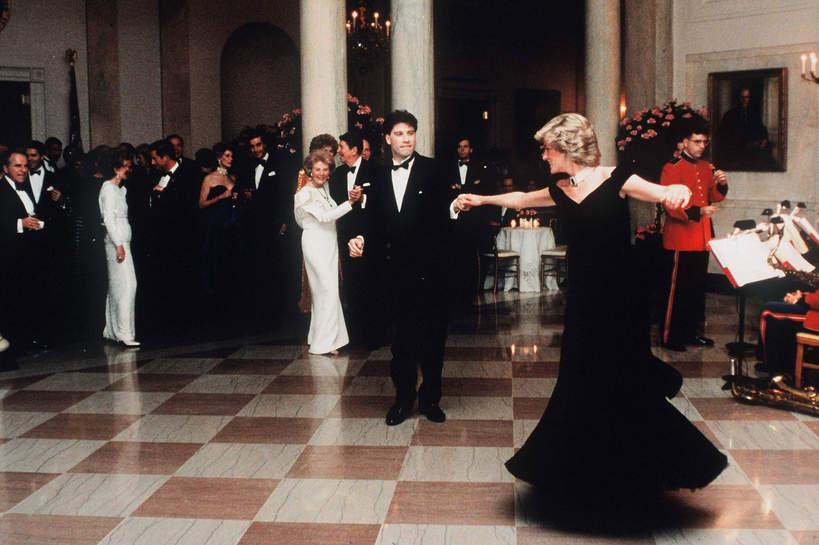 John Travolta taniec z księżnąKate