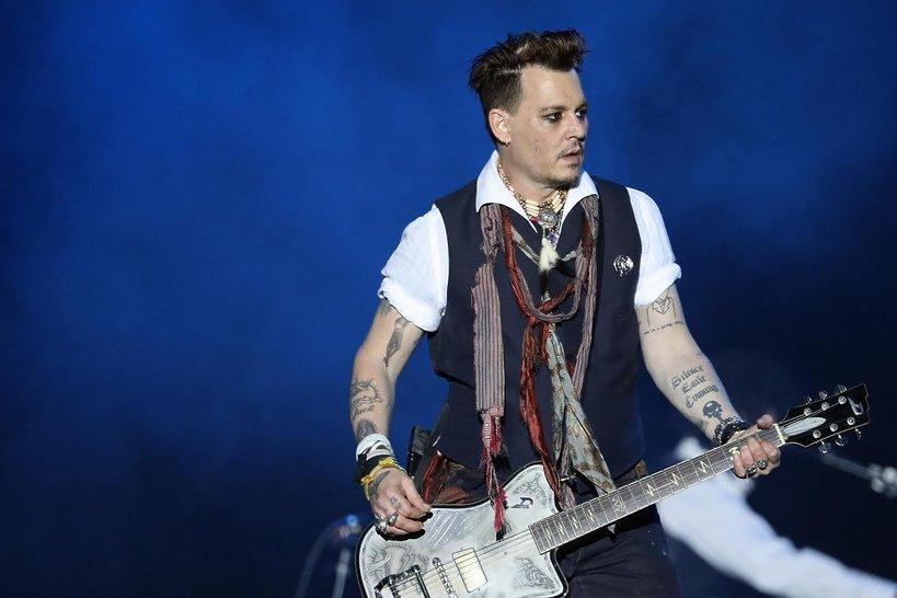 Johnny Depp majątek