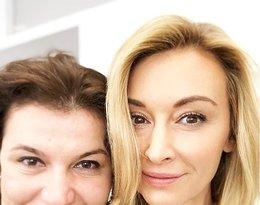 Jola Czaja i Martyna Wojciechowska