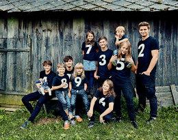 Joszko Broda, Debora i Joszko Brodowie z dziećmi, Viva! 19/2019