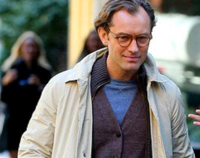 Jude Law, Elle Fanning, Woody Allen, Rainy Day in New York