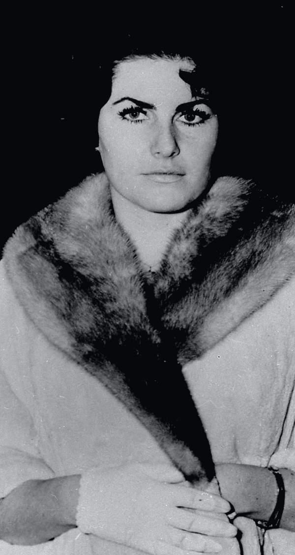 Judith Campbell Exner