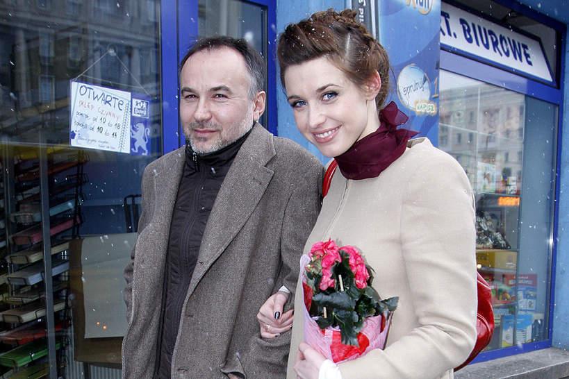 Julia Kamińska, Piotr Jasek, jak się poznali, ślub