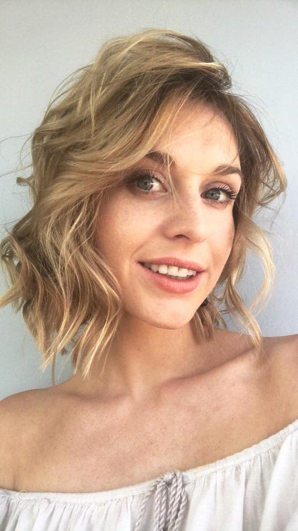 Julia Kamińska rozjaśniła włosy