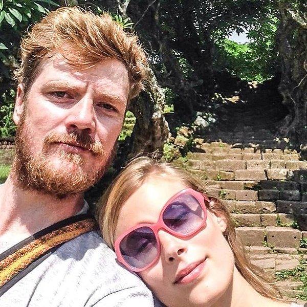 Julia Pietrucha i Ian Dow