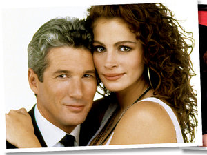 Julia Roberts i Richard Gere