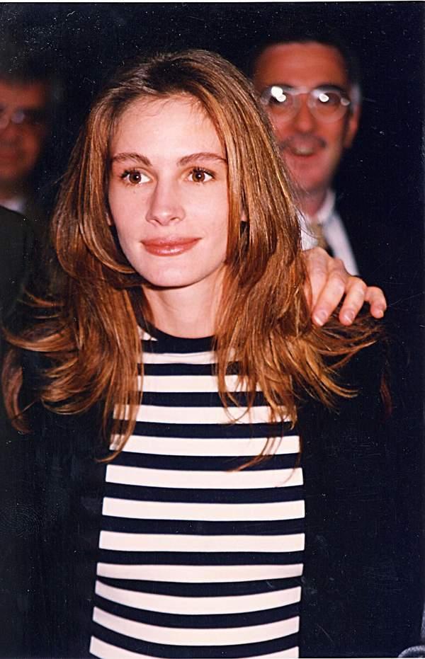 Julia Roberts - jak wyglądała w młodości?
