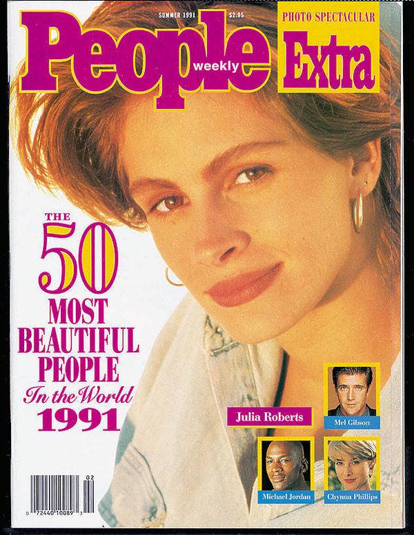 Julia Roberts People 1991