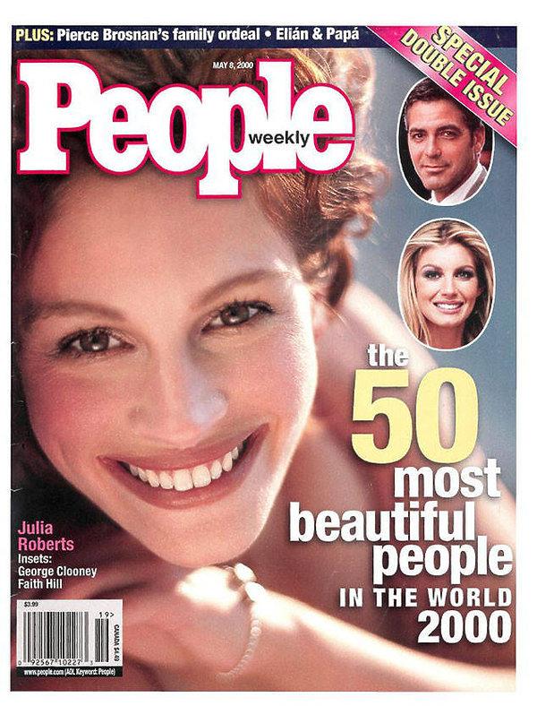 Julia Roberts People 2000