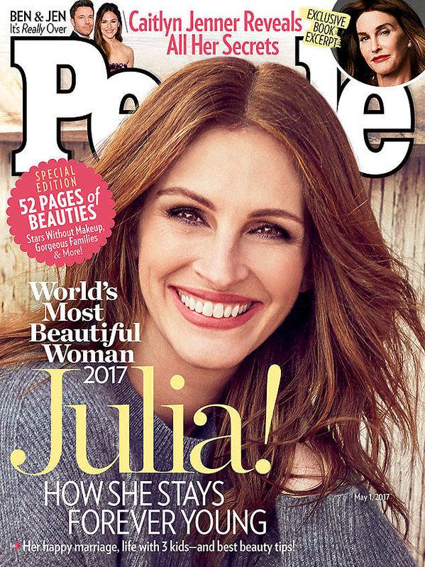 Julia Roberts People 2017