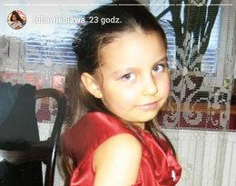 Julia Wieniawa, Julia Wieniawa jako dziecko