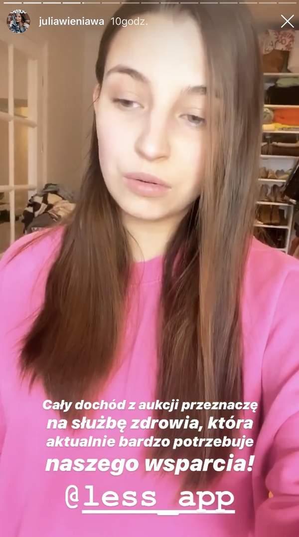 Julia Wieniawa, szafa