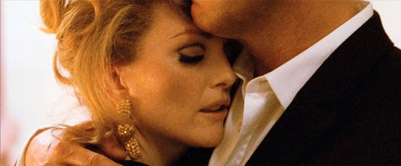 Julianne Moore i Colin Firth w filmie