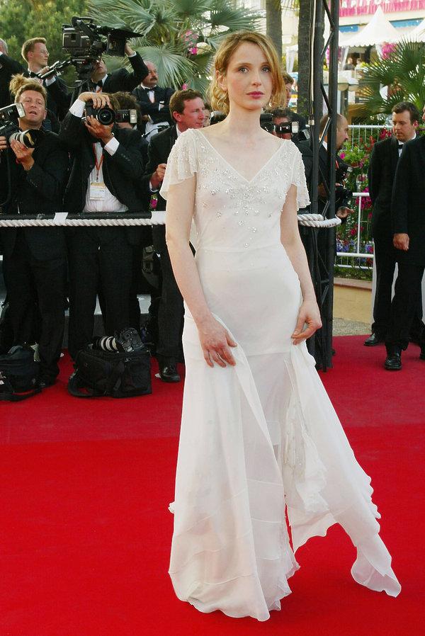 Julie Delpy, Cannes 2003 rok