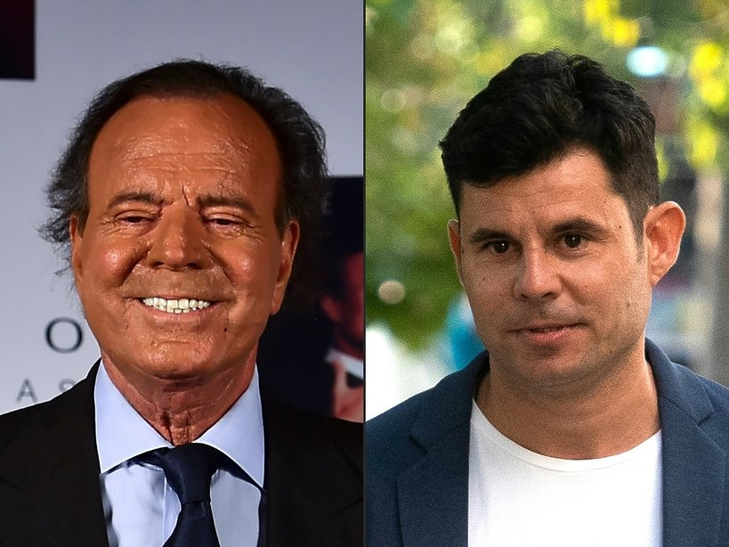 Julio Iglesias, Javier Sanchez Santos