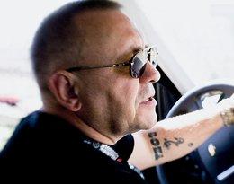 """Jurek Owsiak, """"Viva!"""" sierpień 2009"""