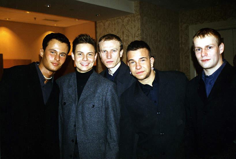 Just 5 boysband