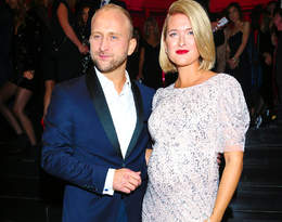 Justyna Nagłowska i Borys Szyc lada chwila powitają na świecie synka