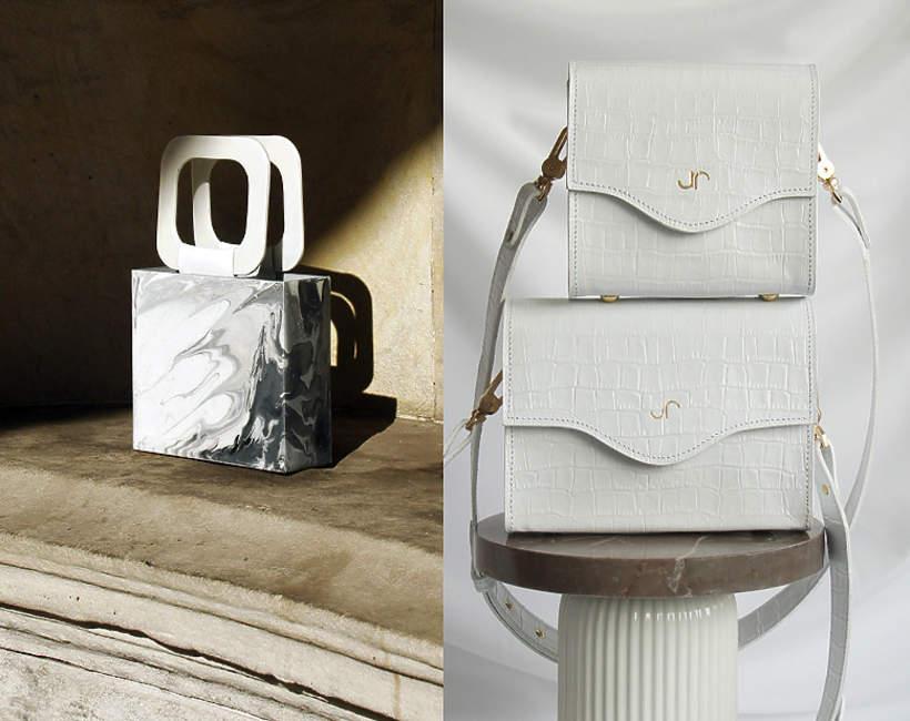 Justyna Rożek piękne torebki z pytona