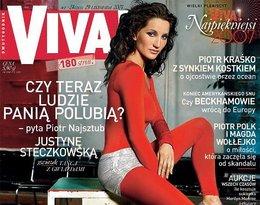 "Justyna Steczkowska, ""Viva!"" listopad 2007"