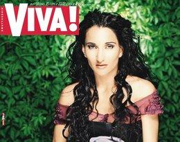 """Justyna Steczkowska, """"Viva!"""" czerwiec 2002"""