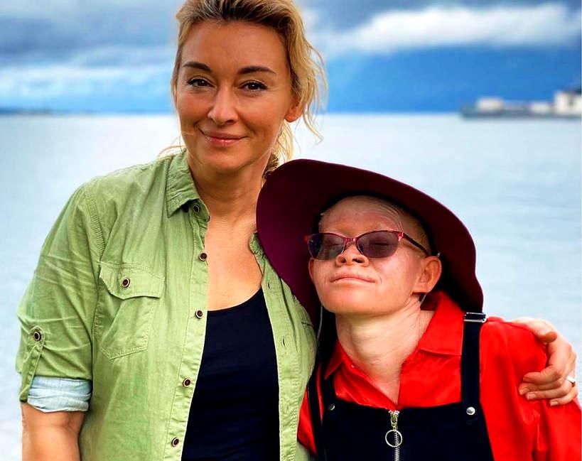 Kabula, Martyna Wojciechowska
