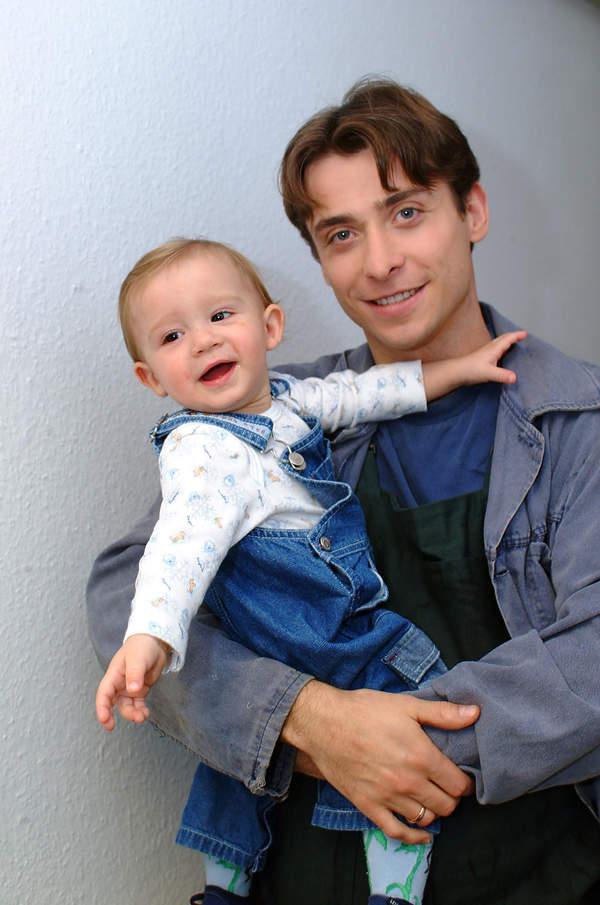 Kacper Kuszewski, Krystian Domagała, serialowy Mateusz