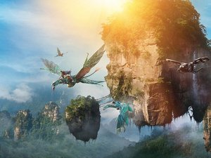 kadr z filmu Avatar. Imperial Cinepix