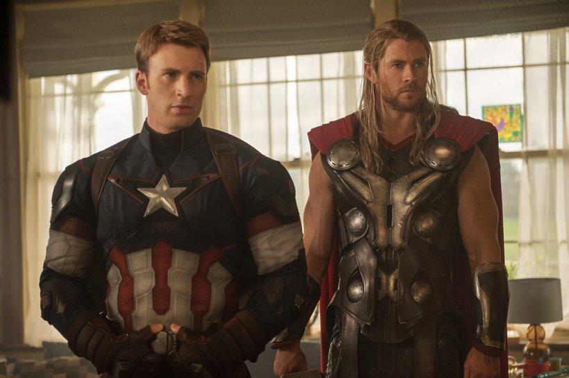kadr z filmu Avengers Czas Ultrona/Galapagos Films